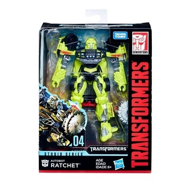 Transformers Transformers Film Serileri Figür Ratchet Renkli